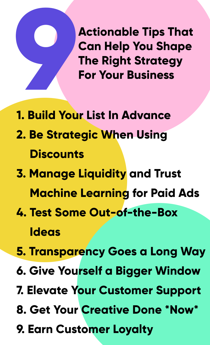9 actionable tips